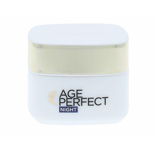 L´Oréal Paris Age Perfect noční pleťový krém 50 ml pro ženy