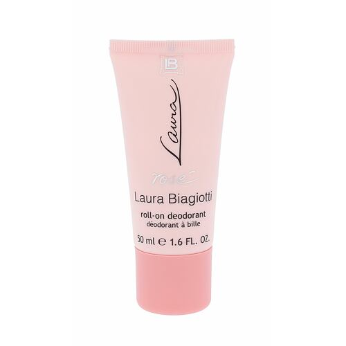 Laura Biagiotti Laura Rose deodorant 50 ml pro ženy