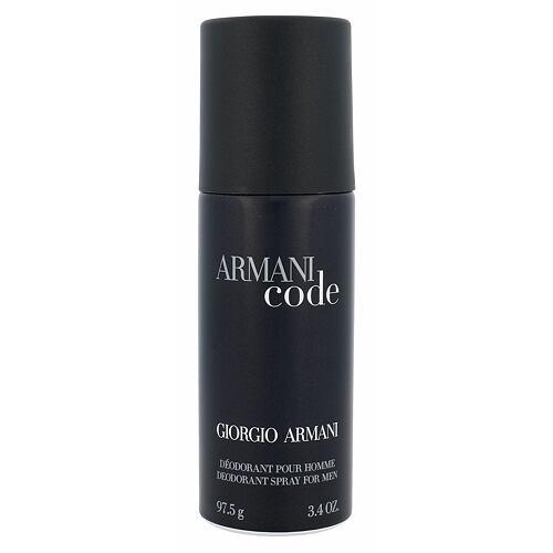 Giorgio Armani Armani Code Pour Homme deodorant 150 ml pro muže