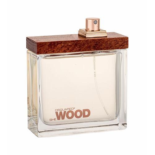 Dsquared2 She Velvet Forest Wood EDP 100 ml Tester pro ženy