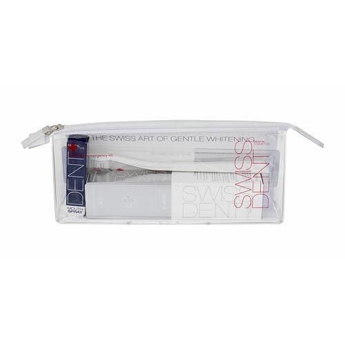Swissdent Gentle Whitening zubní pasta dárková kazeta Unisex