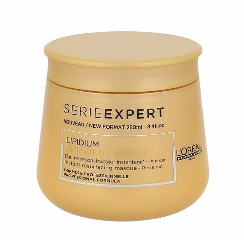 L´Oréal Professionnel Série Expert Absolut Repair Lipidum maska na vlasy 250 ml pro ženy