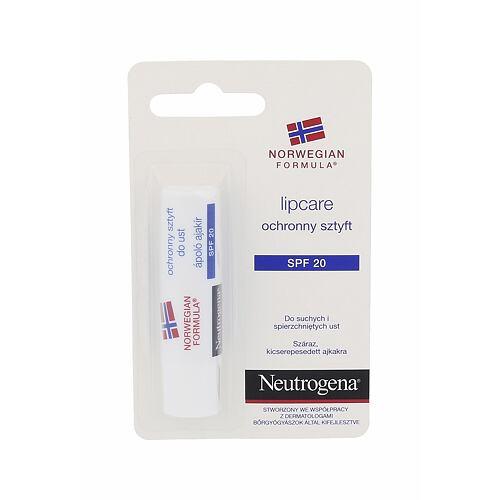 Neutrogena Norwegian Formula Lip Care balzám na rty 4,8 g pro ženy
