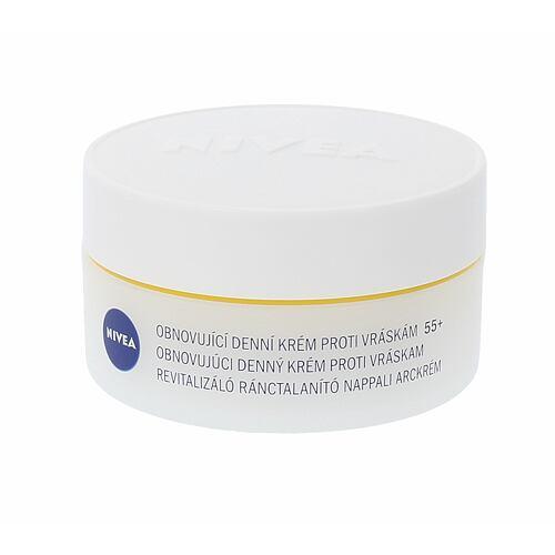 Nivea Anti Wrinkle Revitalizing denní pleťový krém 50 ml pro ženy