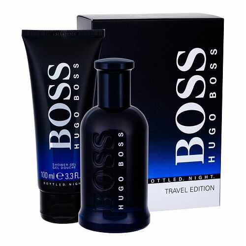 HUGO BOSS Boss Bottled Night EDT EDT 100 ml + sprchový gel 100 ml pro muže