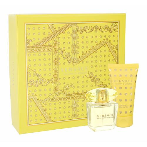 Versace Yellow Diamond EDT EDT 30 ml + tělové mléko 50 ml pro ženy