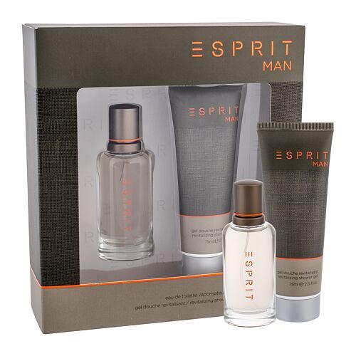 Esprit Esprit Man EDT EDT 30 ml + sprchový gel 75 ml Poškozená krabička pro muže