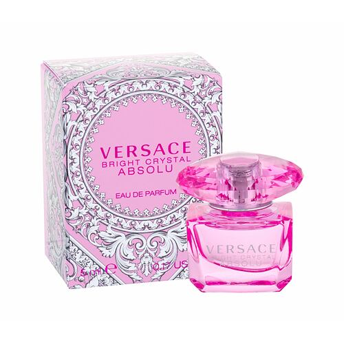Versace Bright Crystal Absolu EDP 5 ml pro ženy