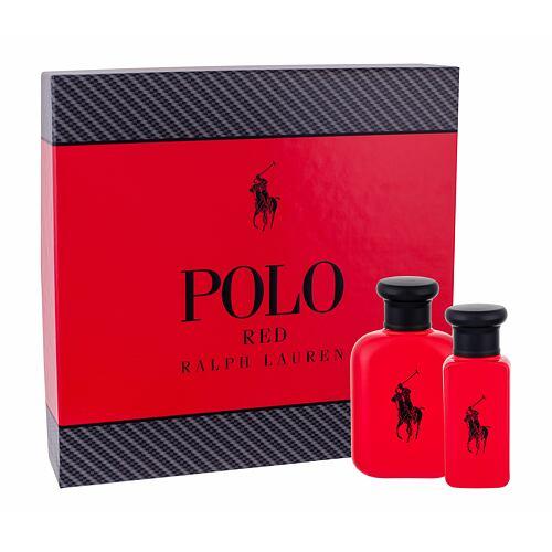 Ralph Lauren Polo Red EDT EDT 75ml + EDT 30ml pro muže