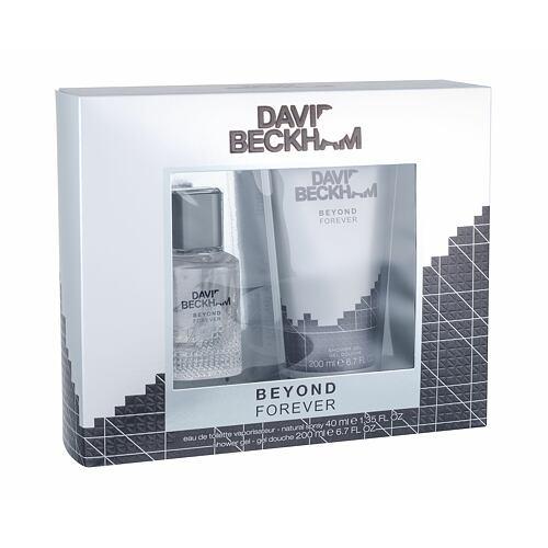 David Beckham Beyond Forever EDT EDT 40 ml + sprchový gel 200 ml pro muže