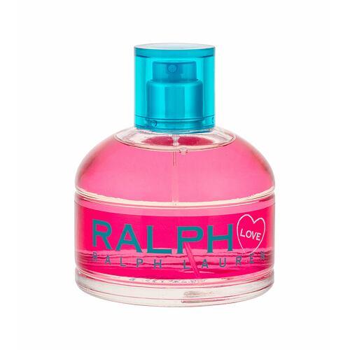 Ralph Lauren Ralph Love EDT 100 ml pro ženy
