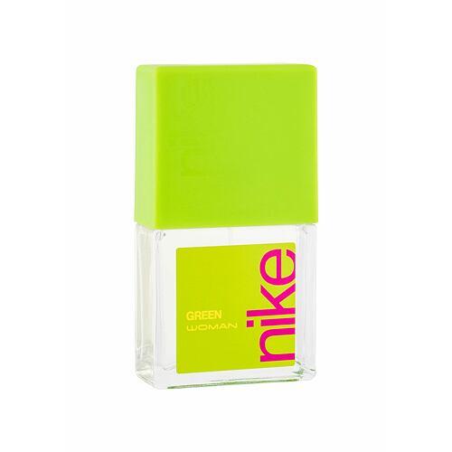 Toaletní voda Nike Perfumes Green Woman 30 ml