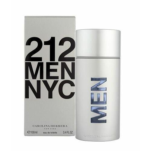 Carolina Herrera 212 NYC Men EDT 50 ml Tester pro muže