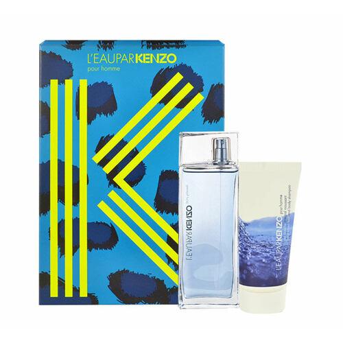 Kenzo L´Eau Par Kenzo Pour Homme EDT EDT 50 ml + sprchový gel 50 ml pro muže
