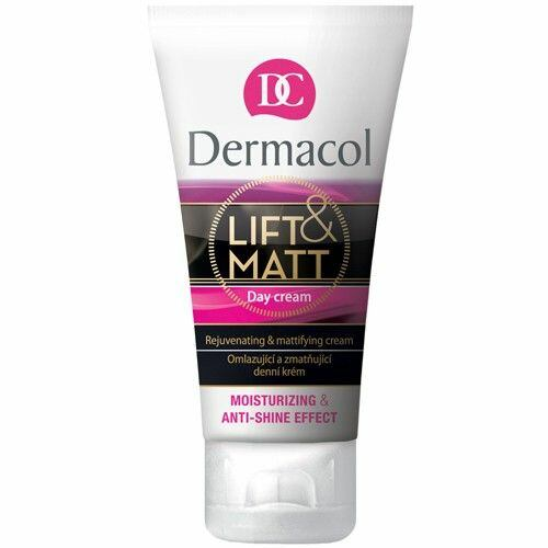 Dermacol Lift&Matt denní pleťový krém 50 ml pro ženy