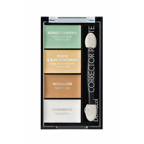 Dermacol Corrector Palette korektor 8,8 g pro ženy