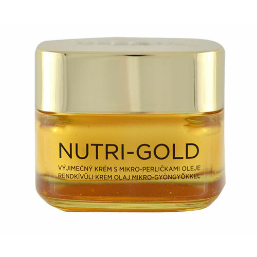 L´Oréal Paris Nutri Gold Extraordinary denní pleťový krém 50 ml pro ženy