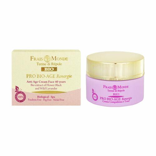 Frais Monde Pro Bio-Age Renergie Anti Age Face Cream 40 Years denní pleťový krém 50 ml pro ženy