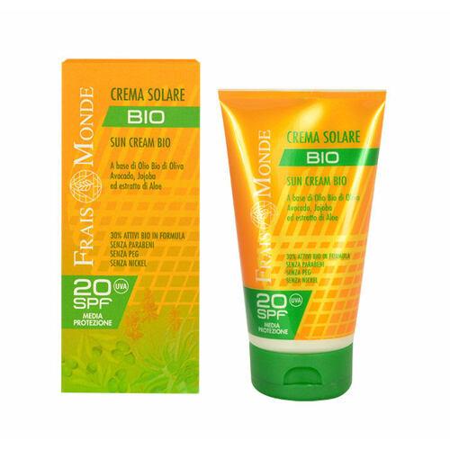 Frais Monde Sun Cream SPF20 opalovací přípravek na tělo 150 ml pro ženy