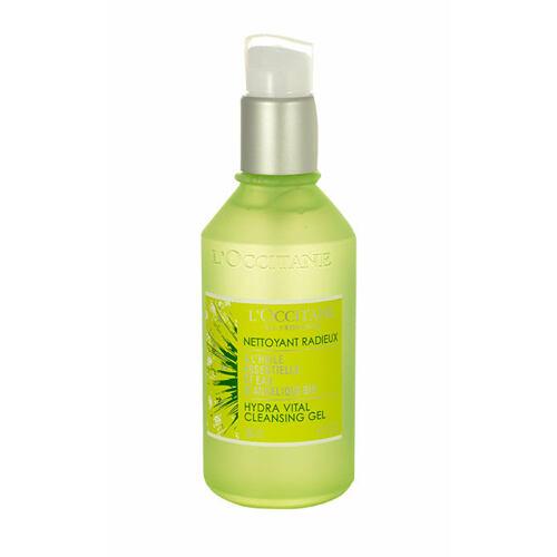 L´Occitane Angelica Hydra Vital čisticí gel 200 ml pro ženy