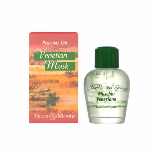 Frais Monde Venetian Musk parfémovaný olej 12 ml pro ženy