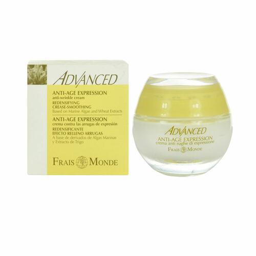 Frais Monde Advanced Anti-Age Expression Anti-Wrinkle Cream denní pleťový krém 30 ml pro ženy