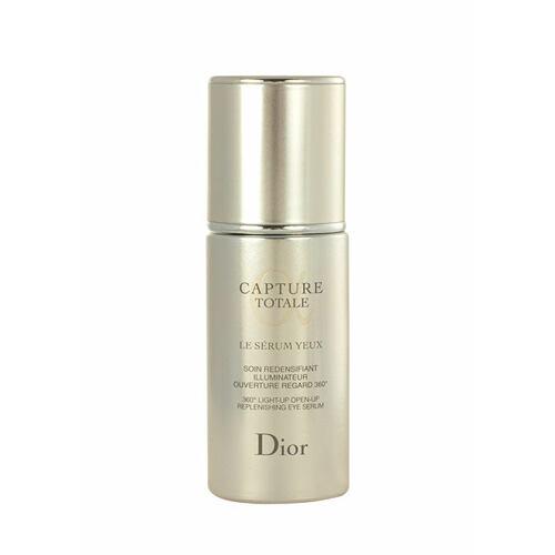Christian Dior Capture Totale Replenishing Eye Serum oční krém 15 ml Tester pro ženy