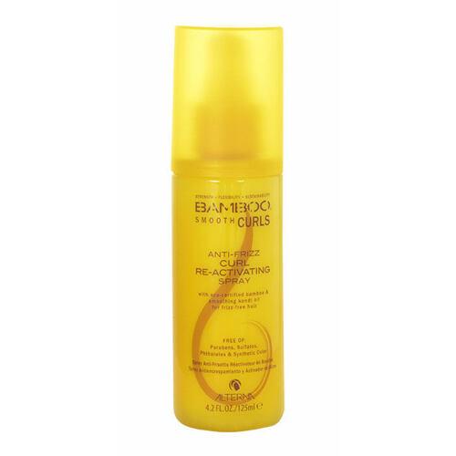 Alterna Bamboo Smooth Curl Anti-Frizz pro podporu vln 125 ml pro ženy