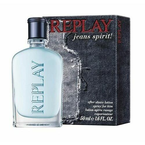 Replay Jeans Spirit! For Him EDT 30 ml pro muže