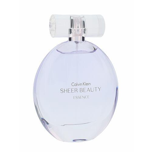 Calvin Klein Sheer Beauty Essence EDT 100 ml pro ženy