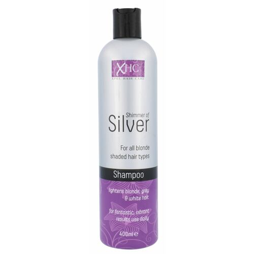 Xpel Shimmer Of Silver šampón 400 ml pro ženy