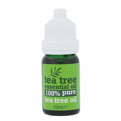 Xpel Tea Tree 100% Pure Tea Tree Oil tělový olej 10 ml pro ženy