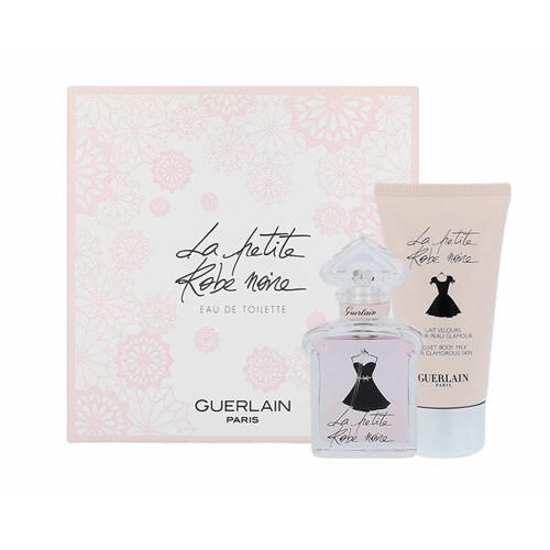 Guerlain La Petite Robe Noire EDT EDT 30 ml + tělové mléko 75 ml pro ženy