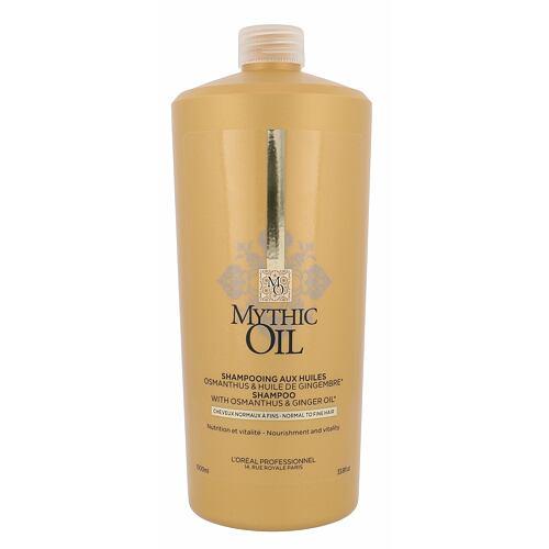 L´Oréal Professionnel Mythic Oil šampon 1000 ml pro ženy