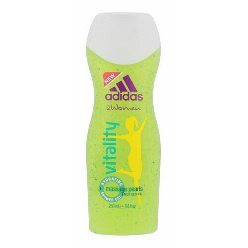 Adidas Vitality For Women sprchový gel 250 ml pro ženy