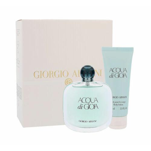 Giorgio Armani Acqua di Gioia EDP EDP 100 ml + tělové mléko 75 ml pro ženy