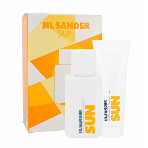 Jil Sander Sun EDT EDT 75 ml + sprchový gel 75 ml pro ženy