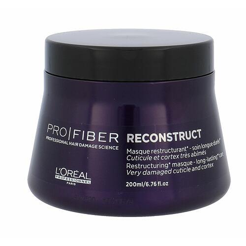 L´Oréal Professionnel Pro Fiber Reconstruct maska na vlasy 200 ml pro ženy