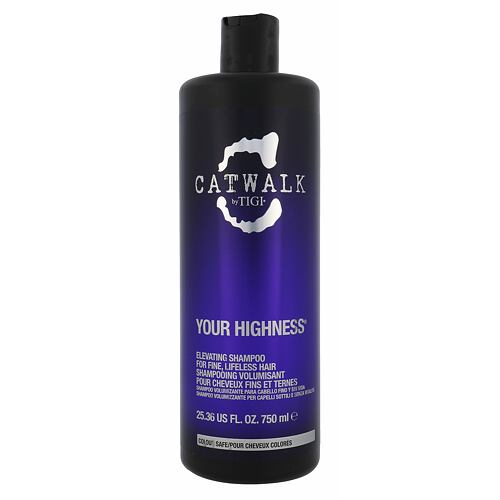 Tigi Catwalk Your Highness šampón 750 ml pro ženy