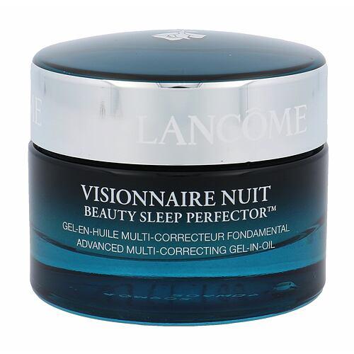 Lancome Visionnaire Gel In Oil noční pleťový krém 50 ml pro ženy