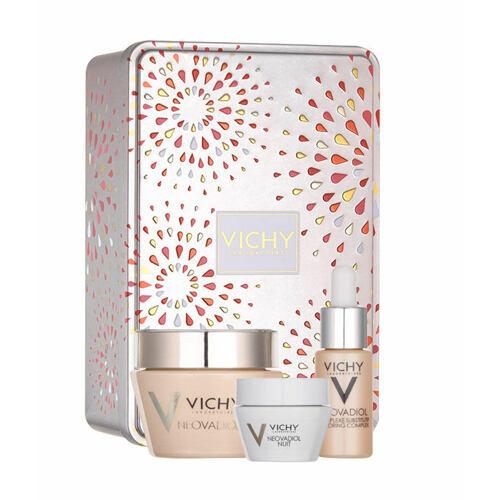 Vichy Neovadiol Compensating Complex denní pleťový krém denní pleťová péče 50 ml + noční pleťová péče 15 ml + pleťové sérum 7 ml pro ženy