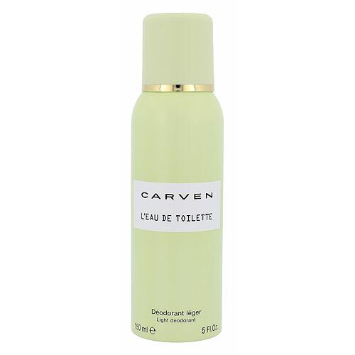 Carven L´Eau deodorant 150 ml pro ženy