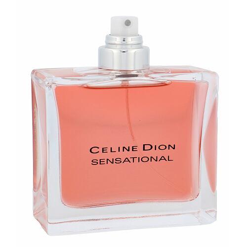 Celine Dion Sensational EDT 100 ml Tester pro ženy