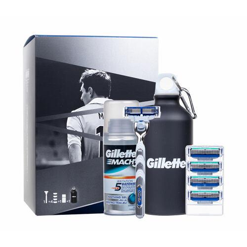 Gillette Mach3 Turbo Lionel Messi holicí strojek dárková kazeta pro muže