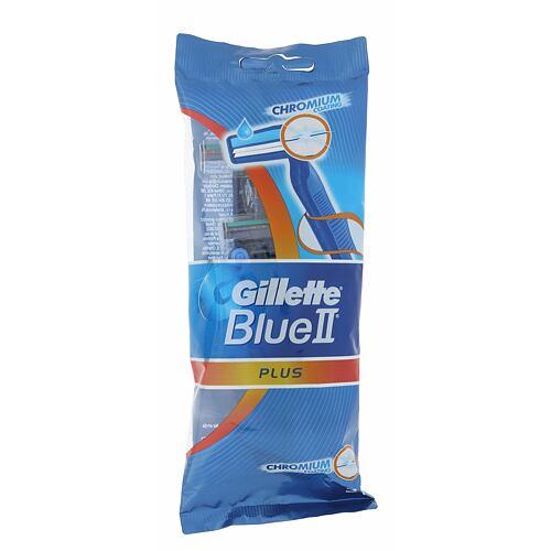 Gillette Blue II holicí strojek 1x5 ks pro muže