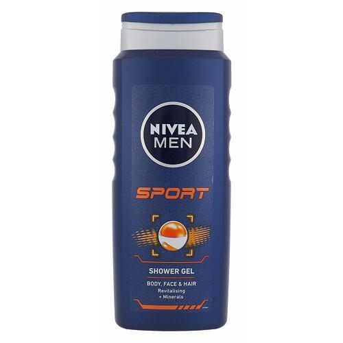 Nivea Men Sport sprchový gel 500 ml pro muže