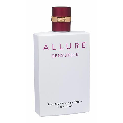 Chanel Allure Sensuelle tělové mléko 200 ml pro ženy