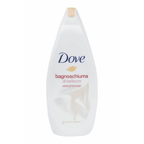 Dove Silk Glow pěna do koupele 700 ml pro ženy