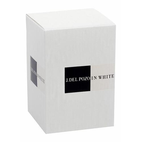 Jesus Del Pozo In White EDT 30 ml pro ženy