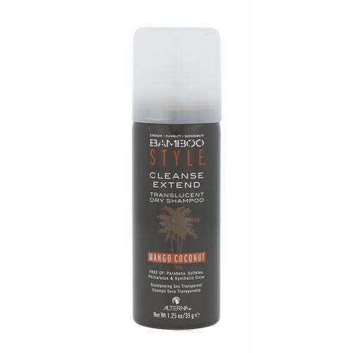 Alterna Bamboo Style Cleanse Extend suchý šampon 35 g pro ženy